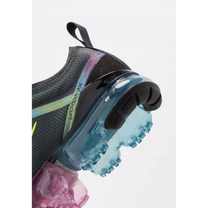 Nike Air Vapormax 2019 20 fekete utcai cipő