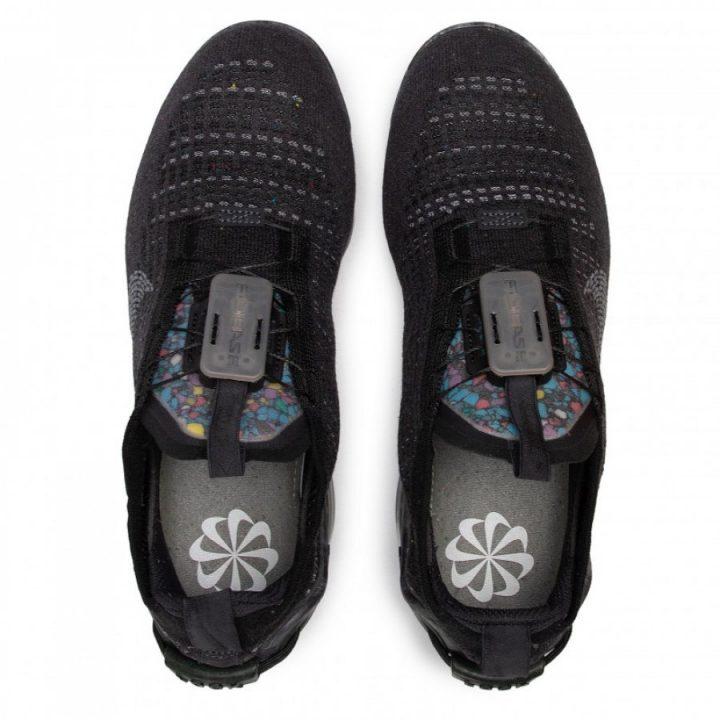Nike Air Vapormax 2020 FK fekete utcai cipő