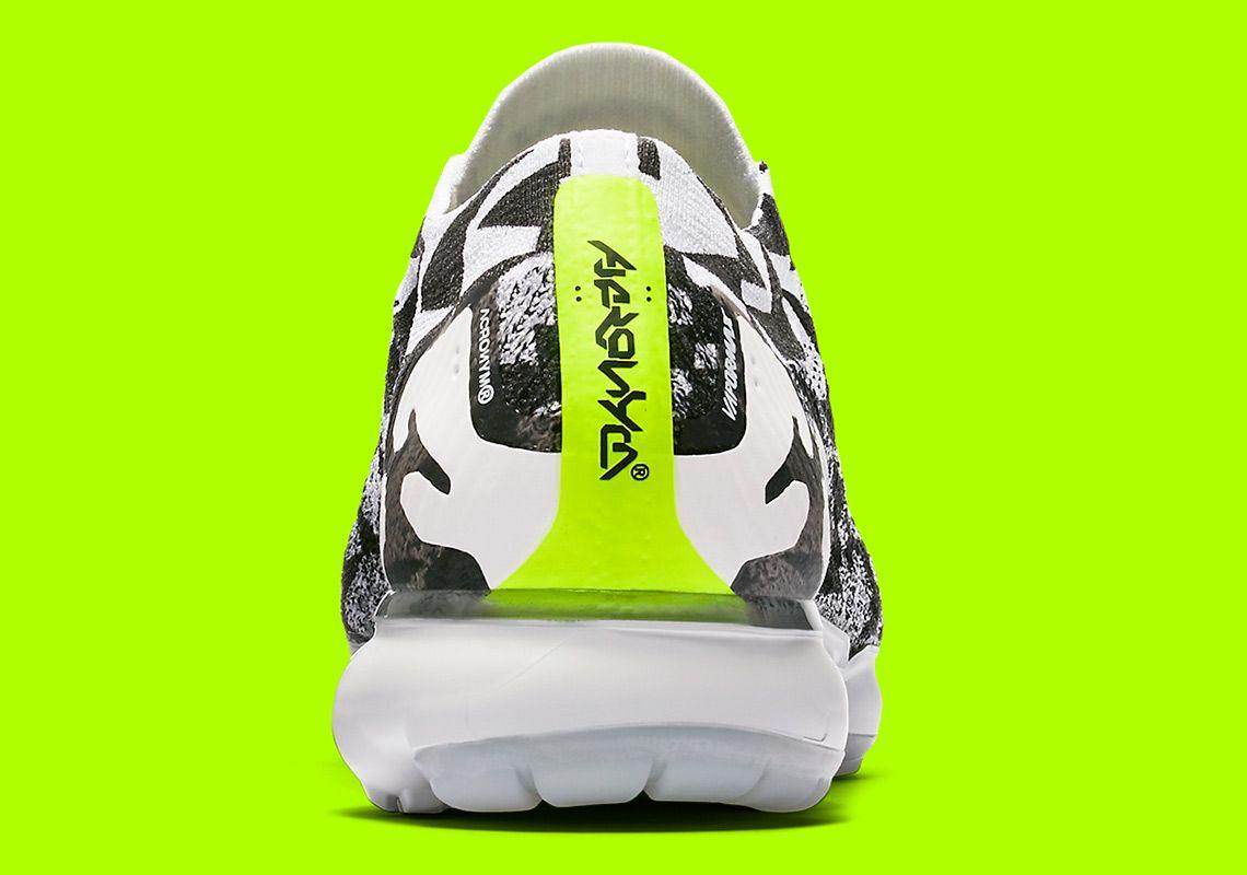 Nike Air Vapormax FK MOC 2 / Acronym több színű utcai cipő