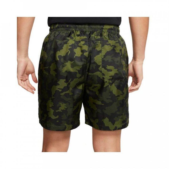 Nike Camo több színű férfi rövidnadrág