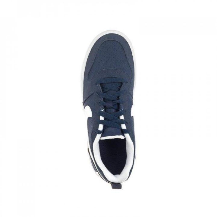 Nike Court Borough kék utcai cipő