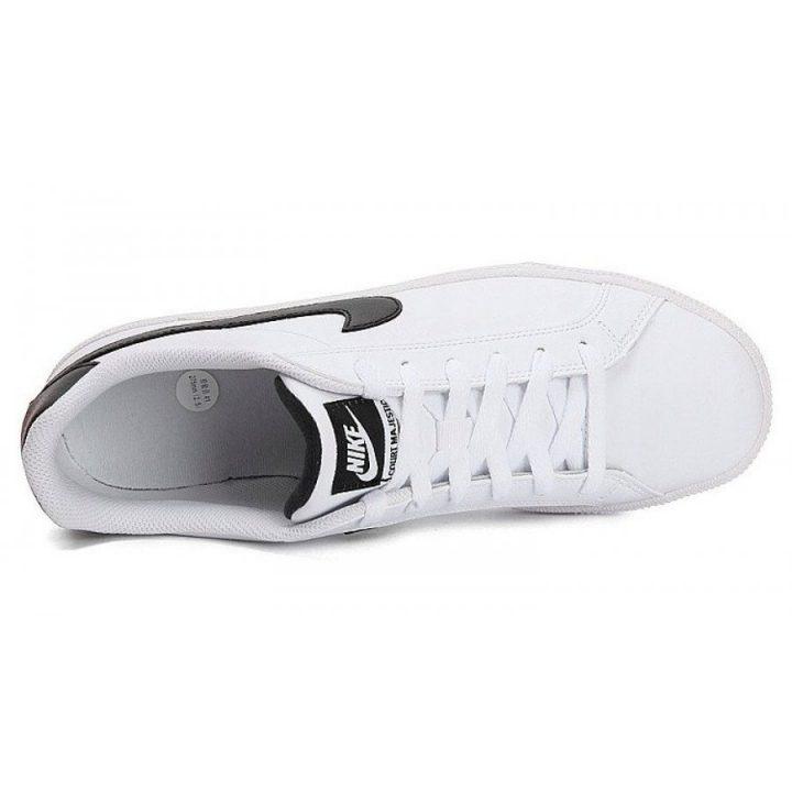 Nike Court Majestic Leahter fehér férfi utcai cipő