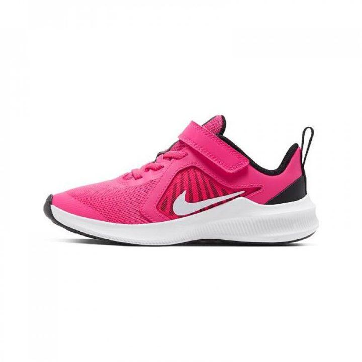 Nike Downshifter 10 PSV rózsaszín lány utcai cipő