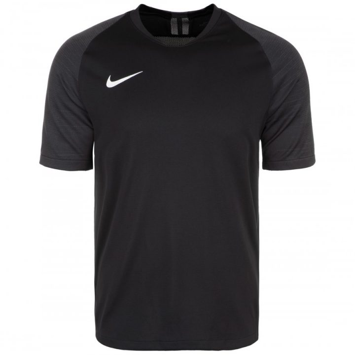 Nike Dri-fit fekete férfi póló