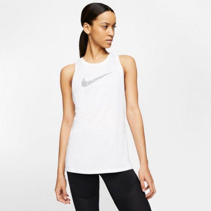 Nike Dry fehér női trikó
