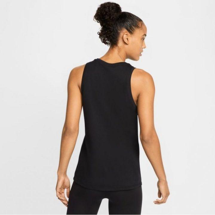 Nike Dry Leopard fekete női trikó