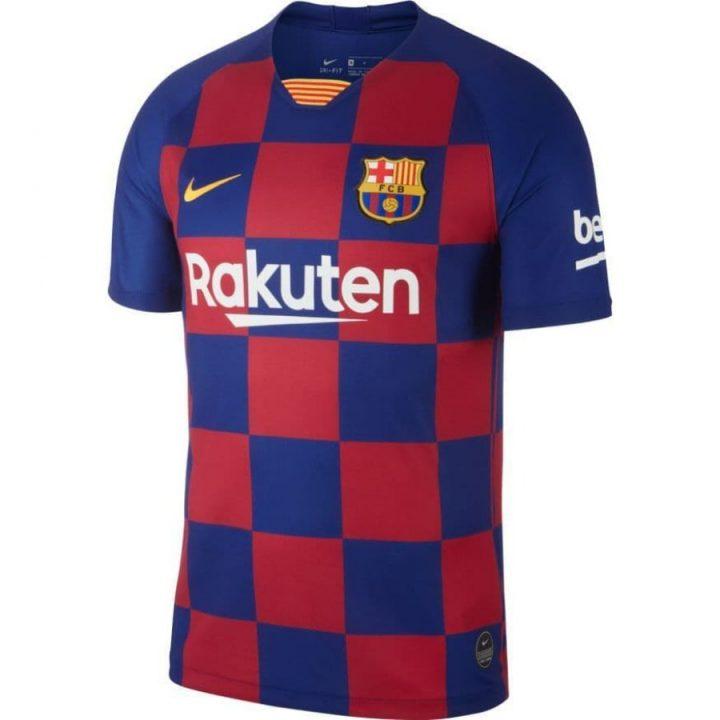 Nike FC Barcelona több színű férfi póló