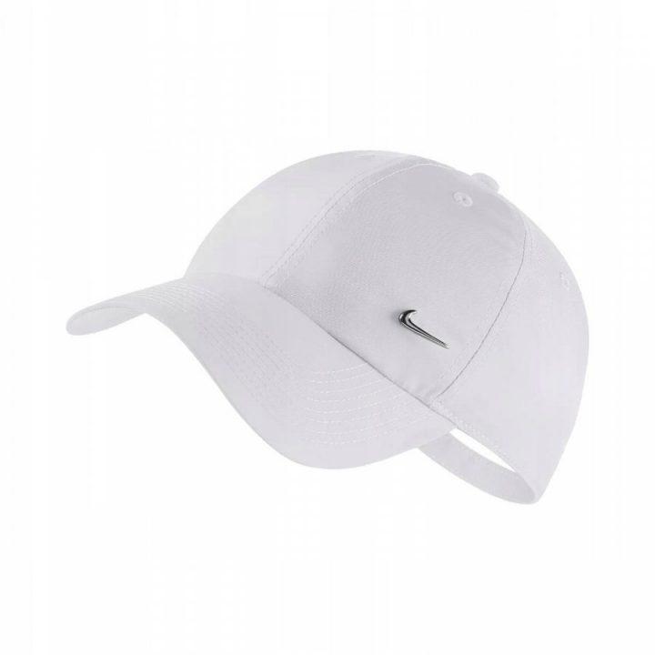 Nike fehér baseball sapka
