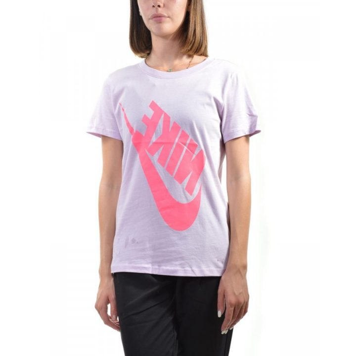 Nike Festival SS szürke női póló