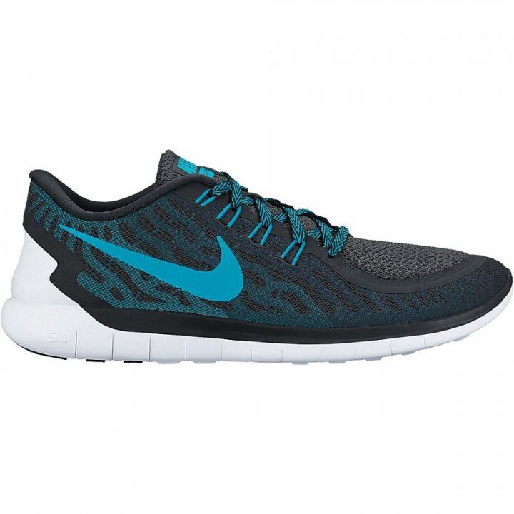 Nike Free 5.0 fekete férfi futócipő