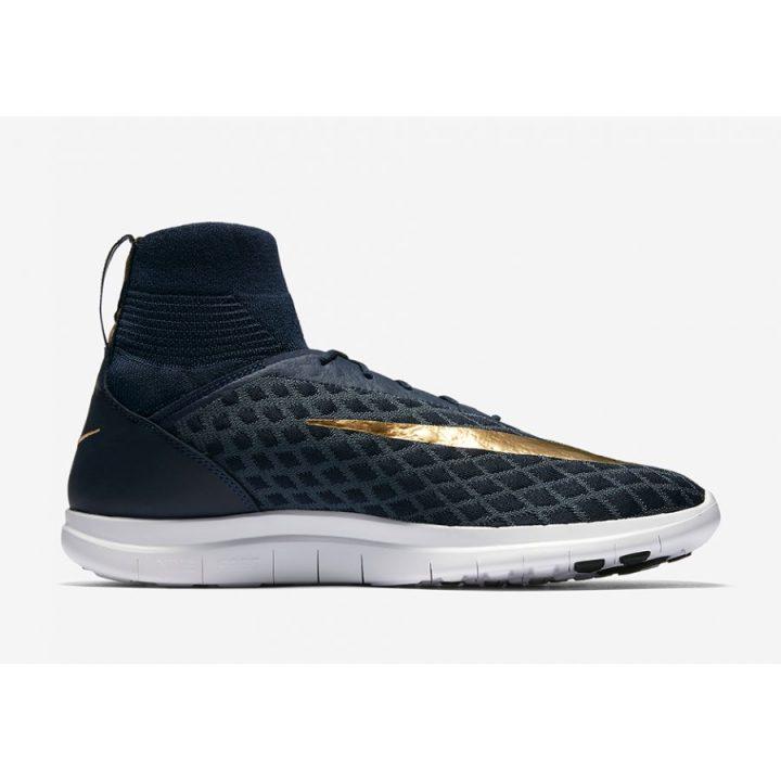 Nike Free Hypervenom 3 Fc Fk kék férfi futócipő