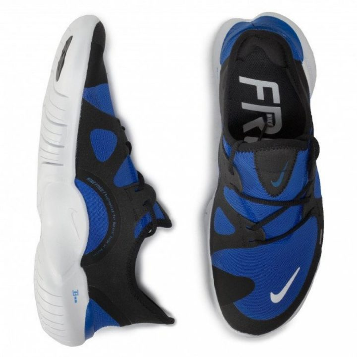 Nike Free RN 5.0 kék férfi sportcipő