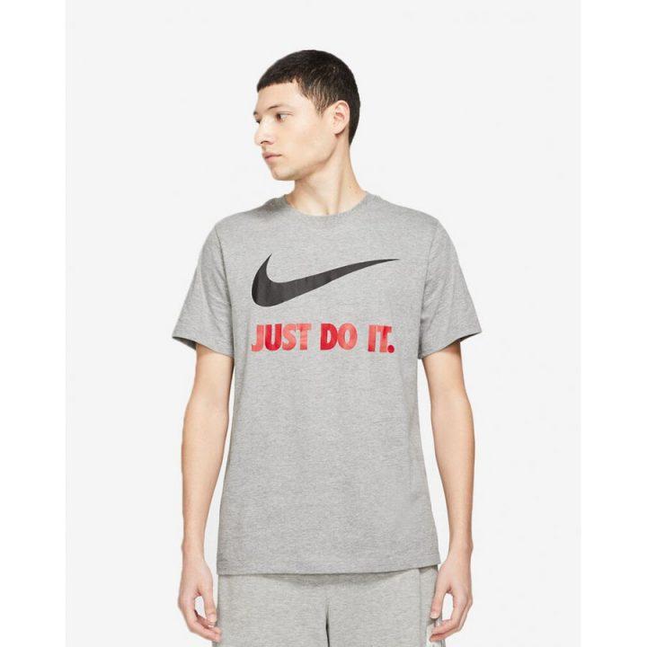 Nike Just Do It szürke férfi póló