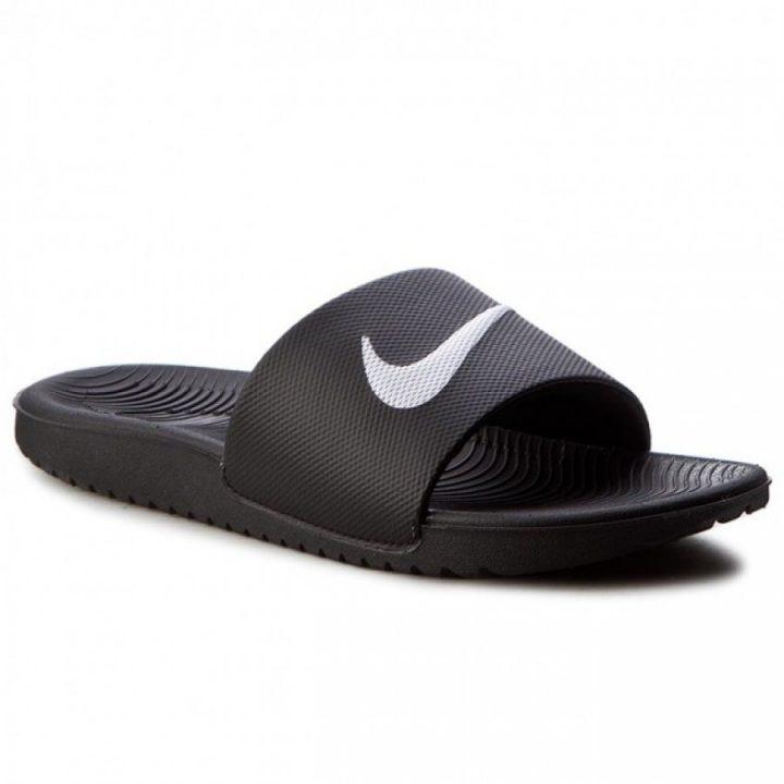 Nike Kawa fekete férfi papucs
