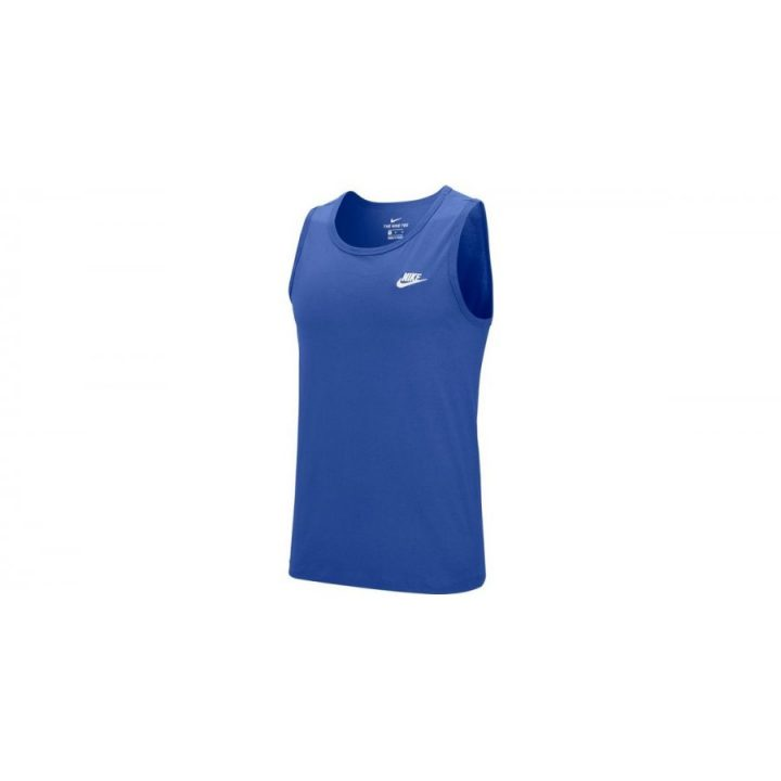 Nike kék férfi trikó