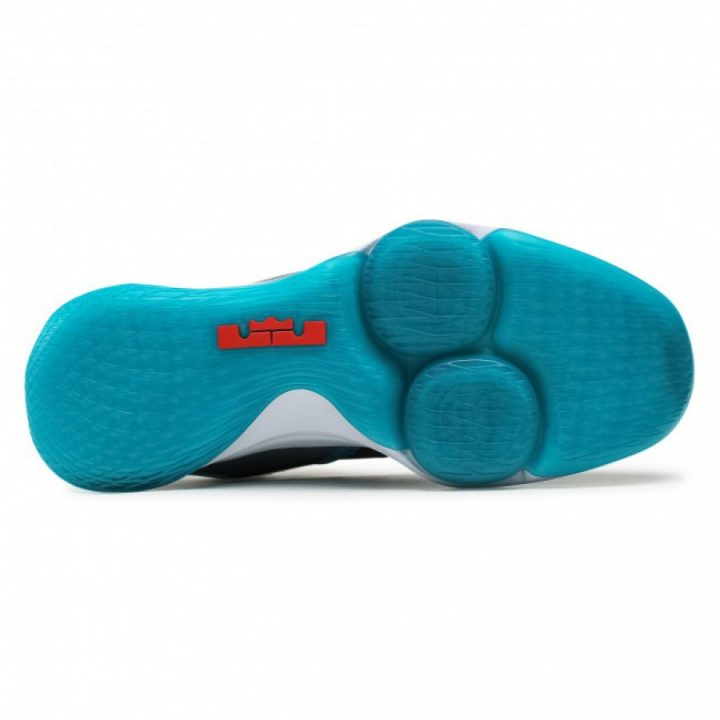 Nike Lebron Witness IV fekete férfi utcai cipő