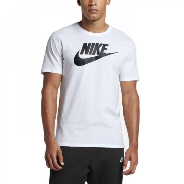 Nike NSW fehér férfi póló