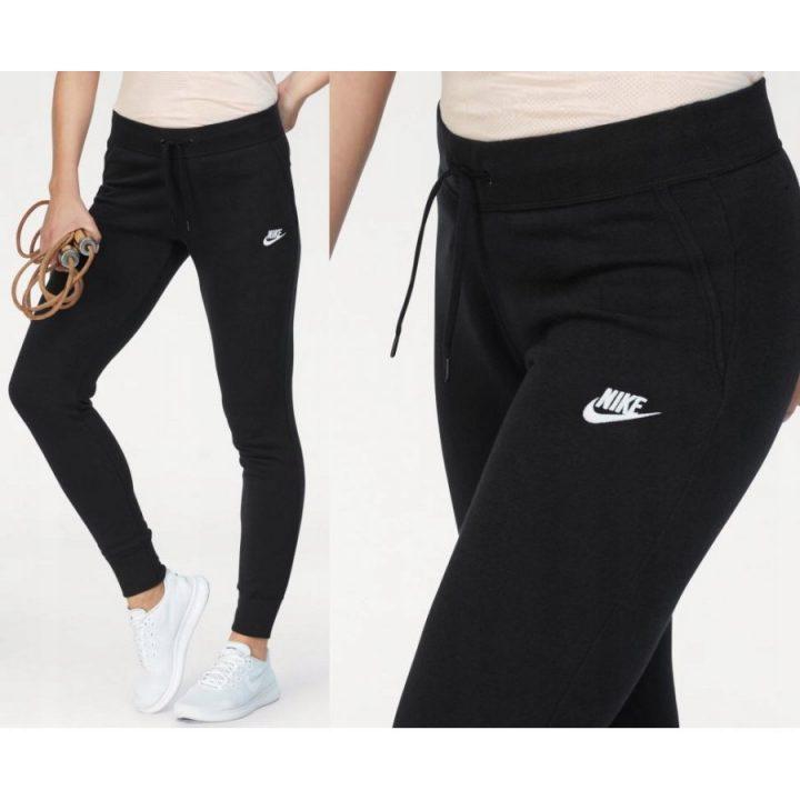 Nike NSW fekete női melegítőnadrág