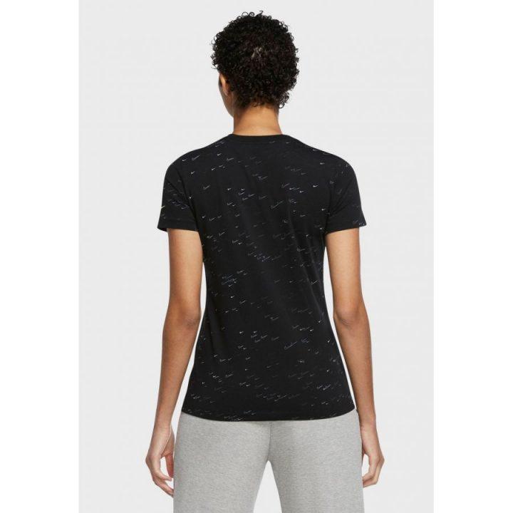 Nike NSW fekete női póló