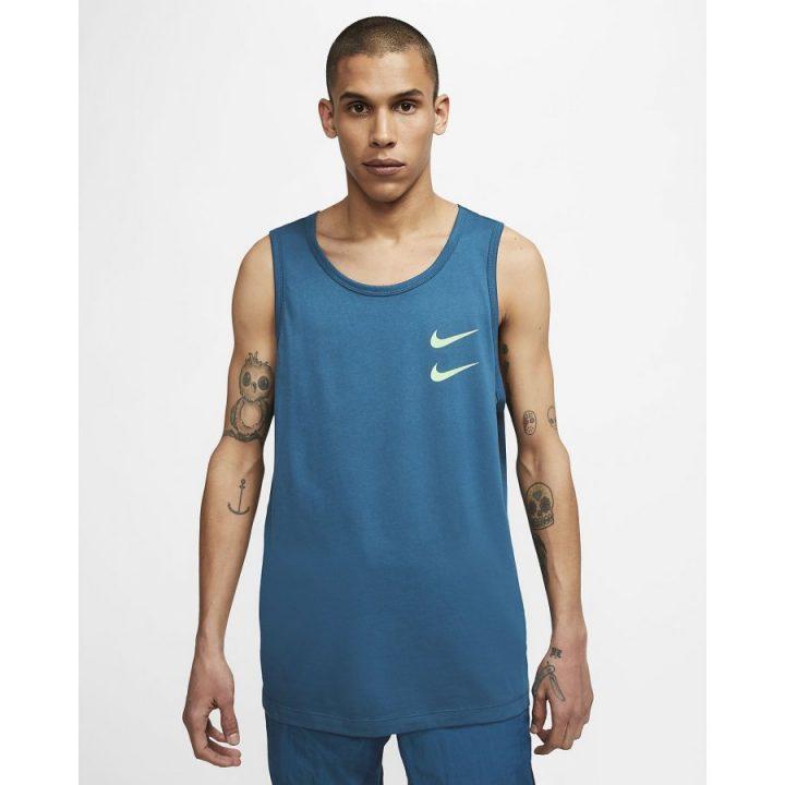 Nike NSW kék férfi trikó
