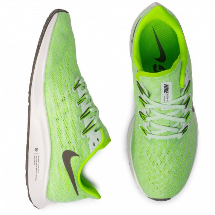 Nike Pegasus 36 zöld férfi futócipő