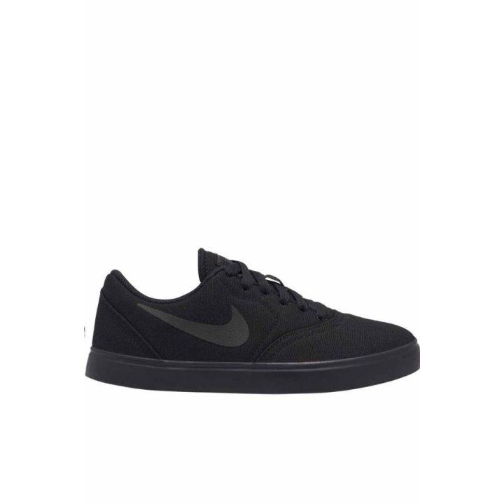 Nike SB Check CNVS fekete utcai cipő