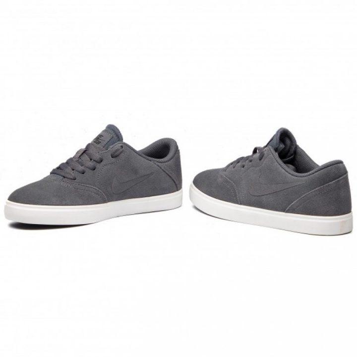 Nike SB Check Seude szürke utcai cipő