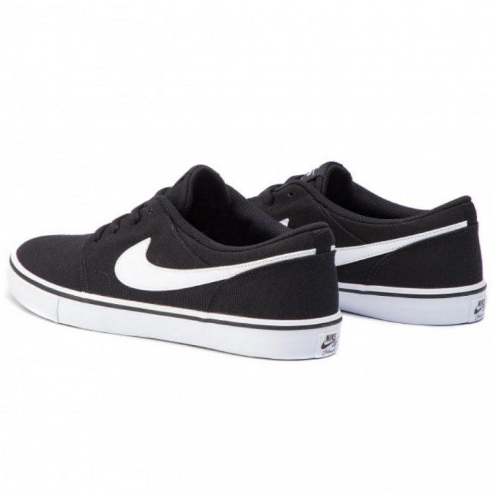Nike SB Portmore II Solar CNSV fekete férfi utcai cipő