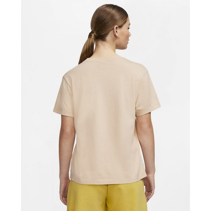 Nike Sportswear bézs női póló