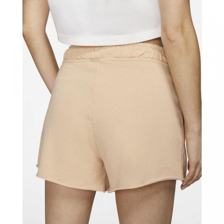 Nike Sportswear bézs női rövidnadrág