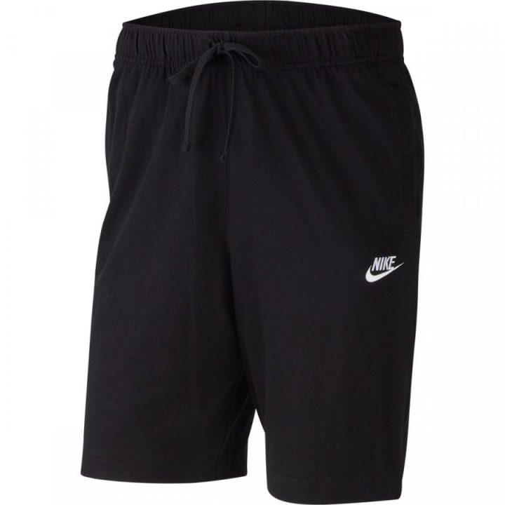 Nike Sportswear Club fekete férfi rövidnadrág