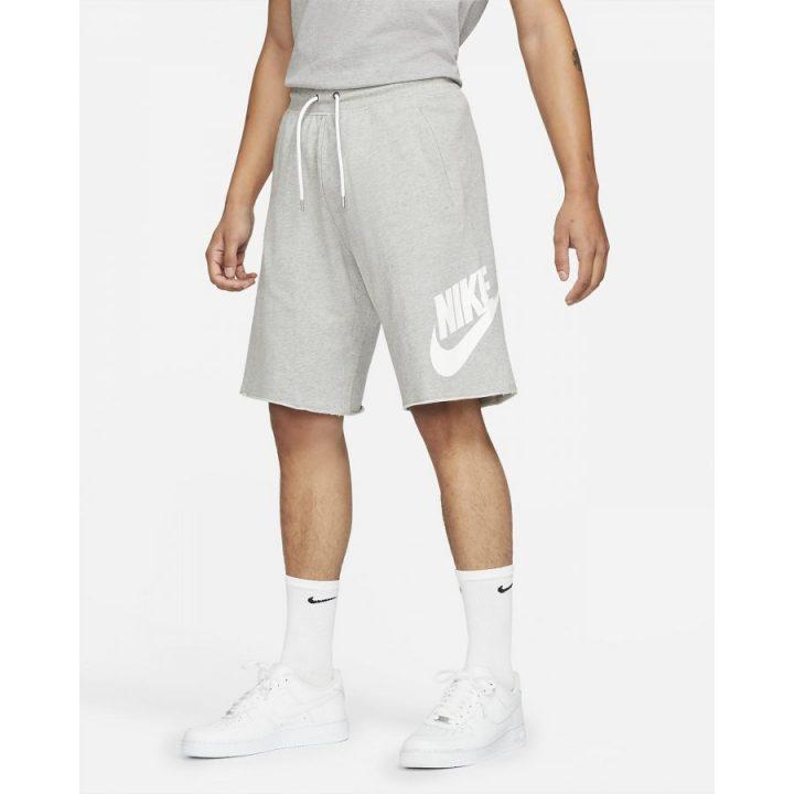 Nike szürke férfi rövidnadrág