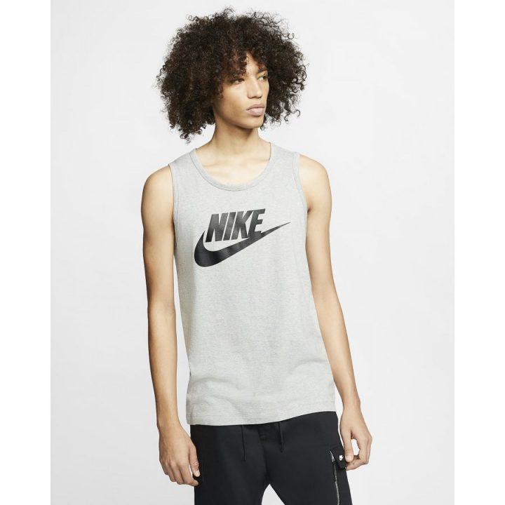 Nike szürke férfi trikó