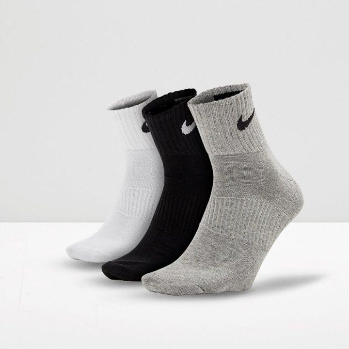 Nike több színű zokni