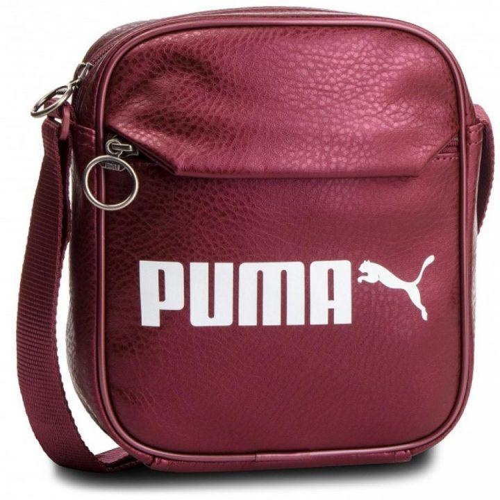 Puma Campus bordó táska