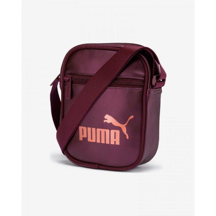 Puma Core Up bordó oldaltáska