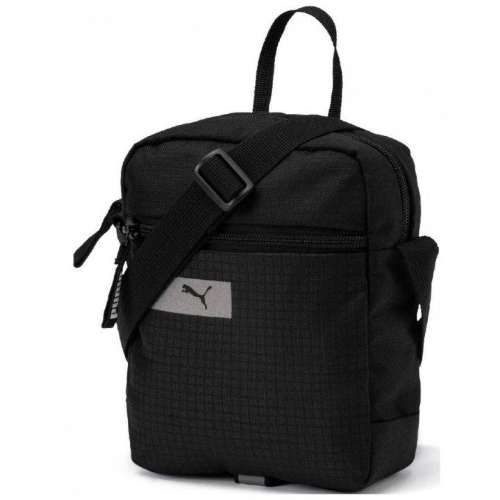 Puma Vibe Portable fekete táska