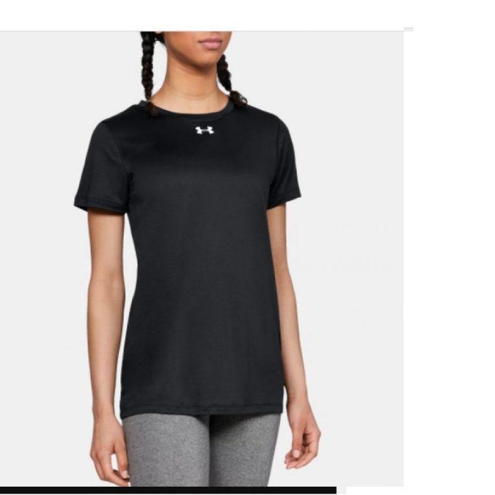 Under Armour fekete női póló