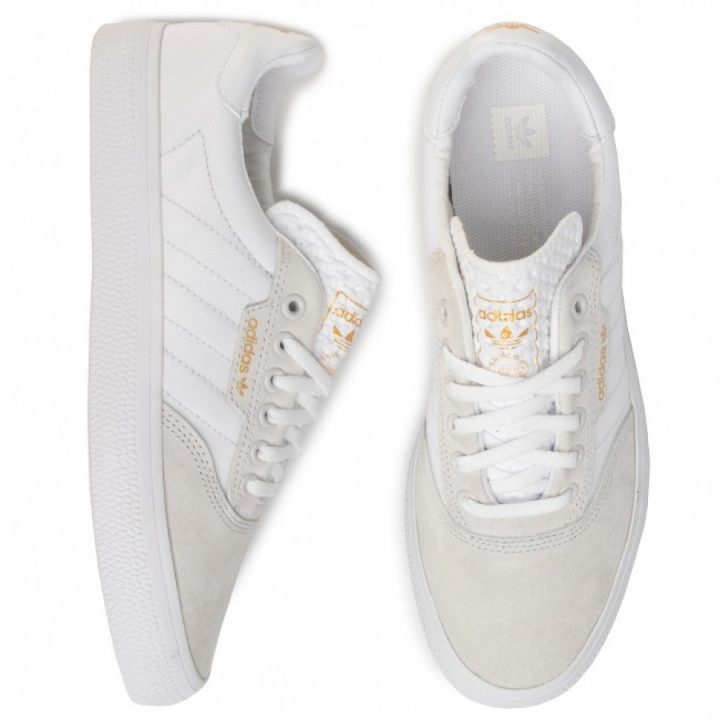 Adidas 3MC fehér férfi utcai cipő