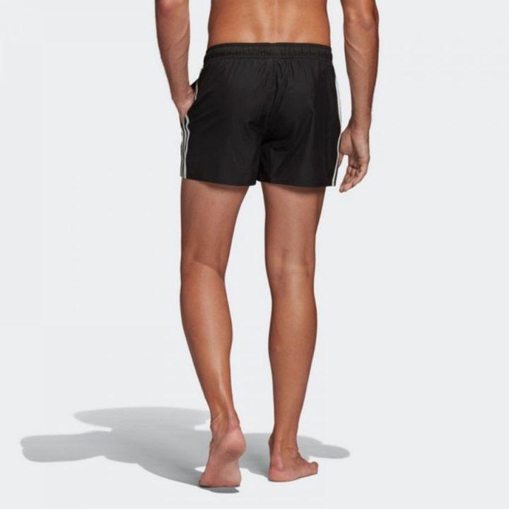Adidas 3S CLX SH VSL fekete férfi rövidnadrág