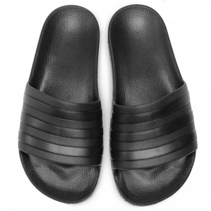 Adidas Adilette Aqua fekete férfi papucs