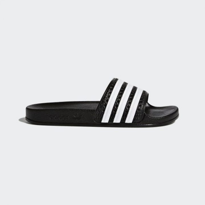 Adidas Adilette fekete papucs