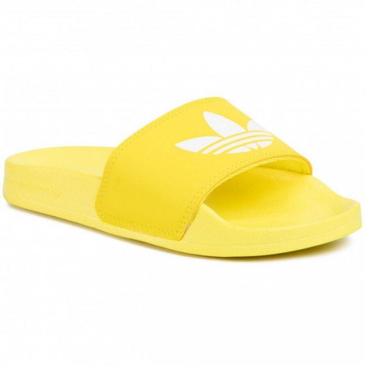 Adidas Adilette Lite W sárga papucs