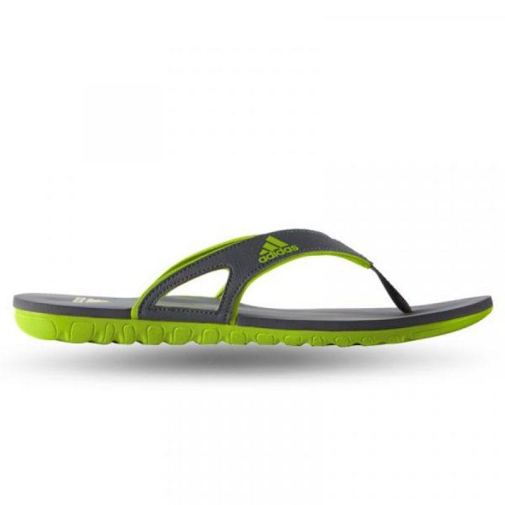 Adidas Calo 5 M szürke férfi papucs