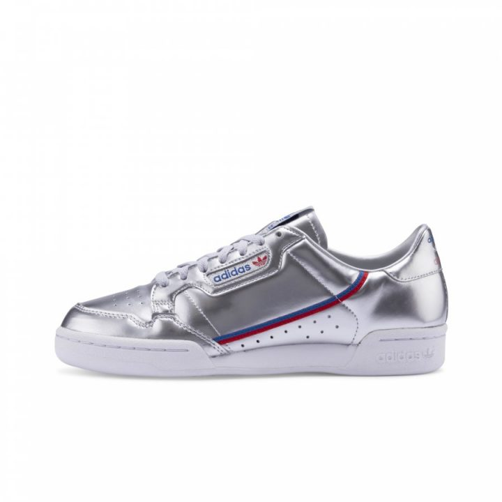 Adidas Continental 80 ezüst női utcai cipő