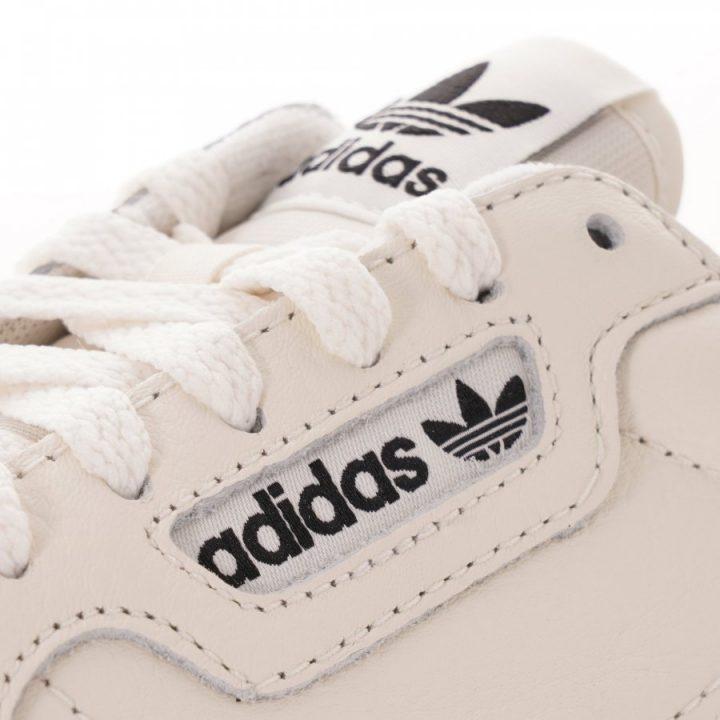 Adidas Continental Vulc bézs férfi utcai cipő