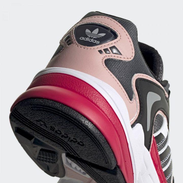 Adidas Falcon 2000 W fekete utcai cipő