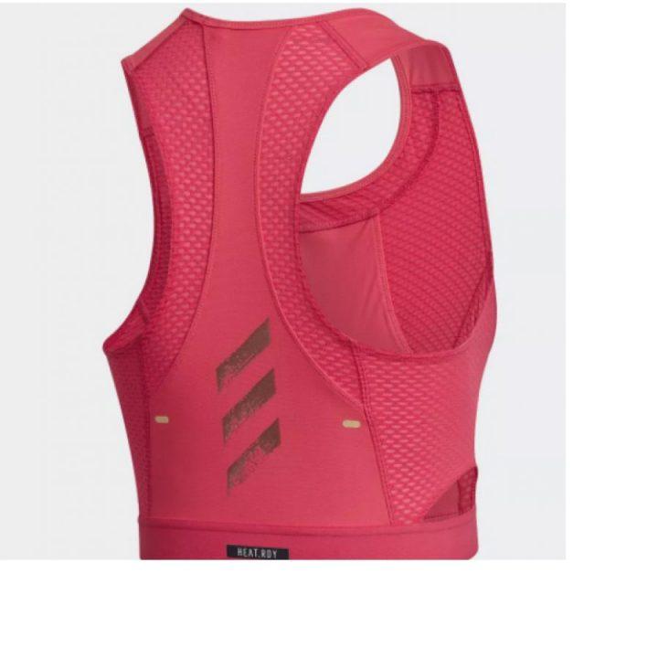 Adidas Heat.RDY rózsaszín női top