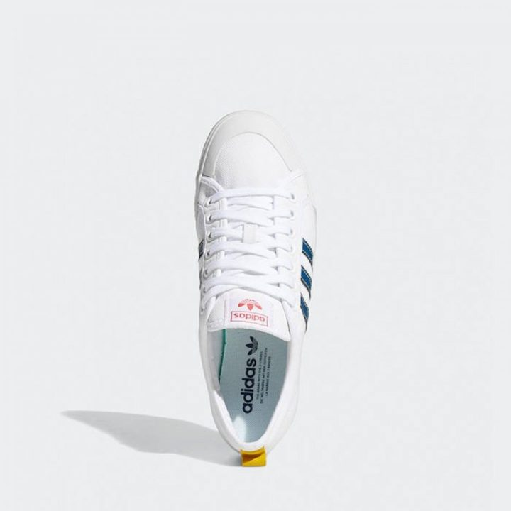 Adidas Nizza fehér férfi utcai cipő