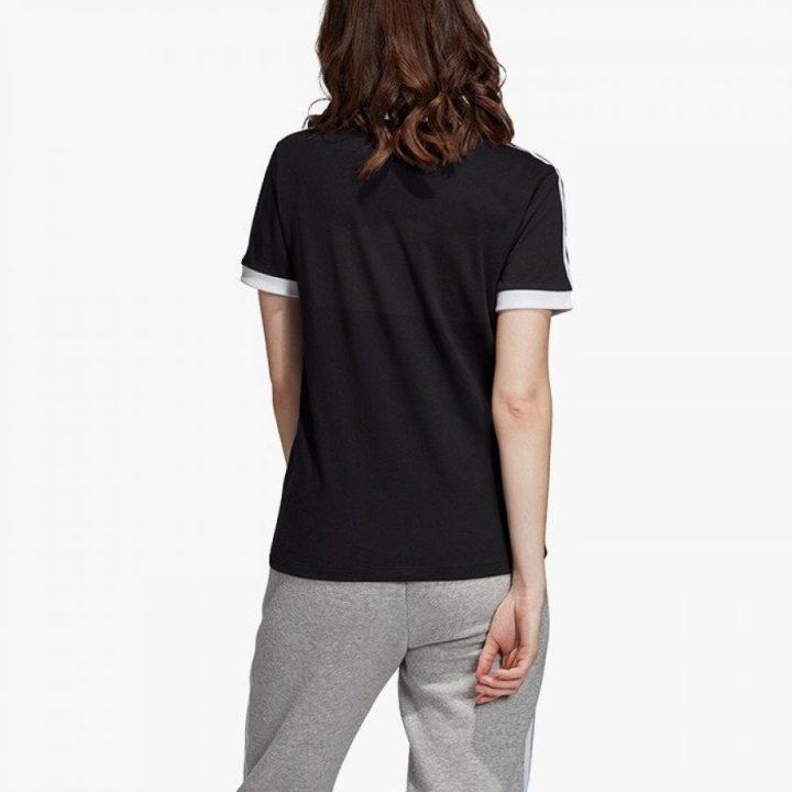 Adidas Originals fekete női póló
